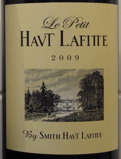 史密斯拉菲特酒庄小拉菲特干红Smith Haut Lafitte Le Petit Haut Lafitte