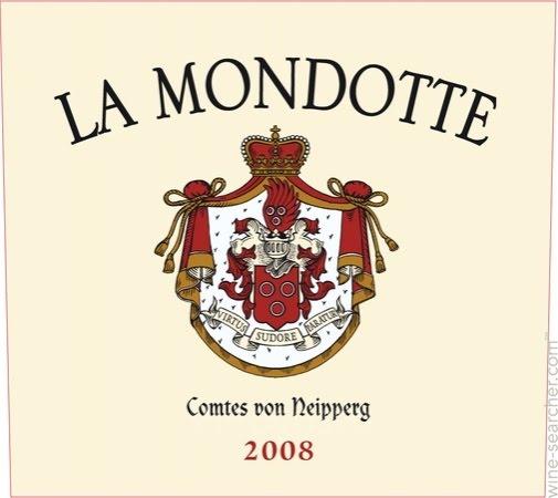 拉梦多酒庄干红La Mondotte