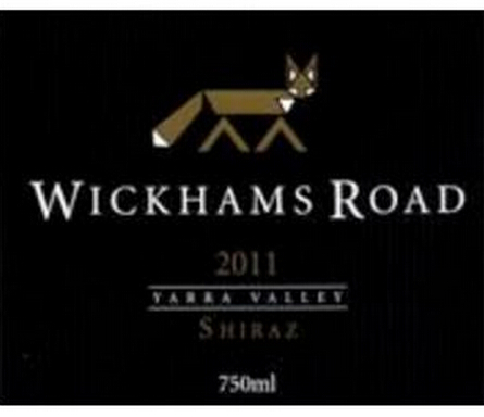 霍多溪维克汉姆系列西拉干红Hoddles Creek Estate Wickhams Road Shiraz