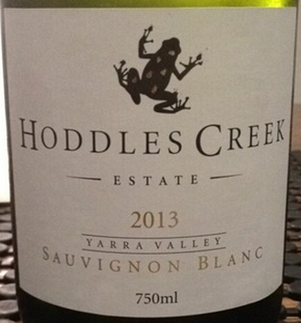 霍多溪庄园系列长相思干白Hoddles Creek Estate Sauvignon Blanc