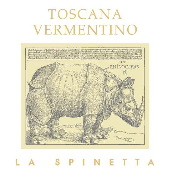 诗培纳维蒙蒂诺干白La Spinetta Vermentino Bianco
