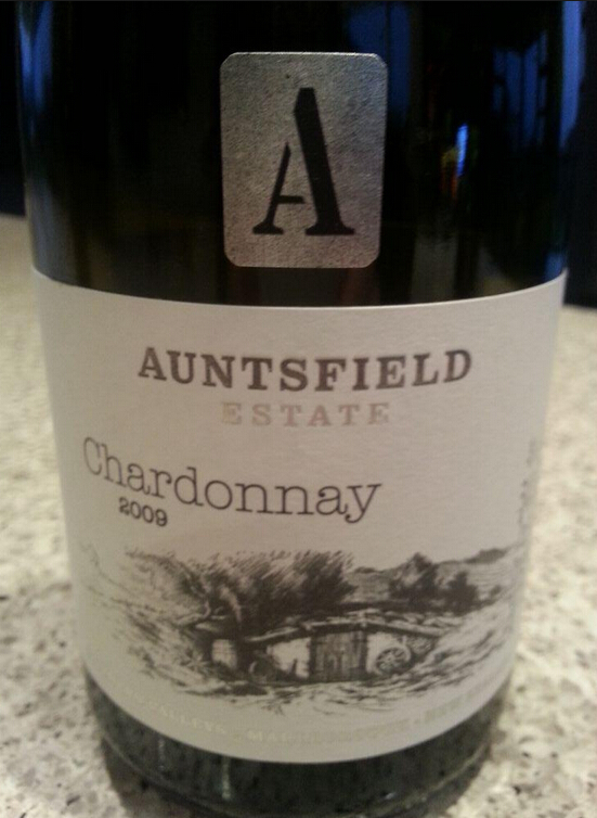 安仕飞霞多丽干白Auntsfield Chardonnay
