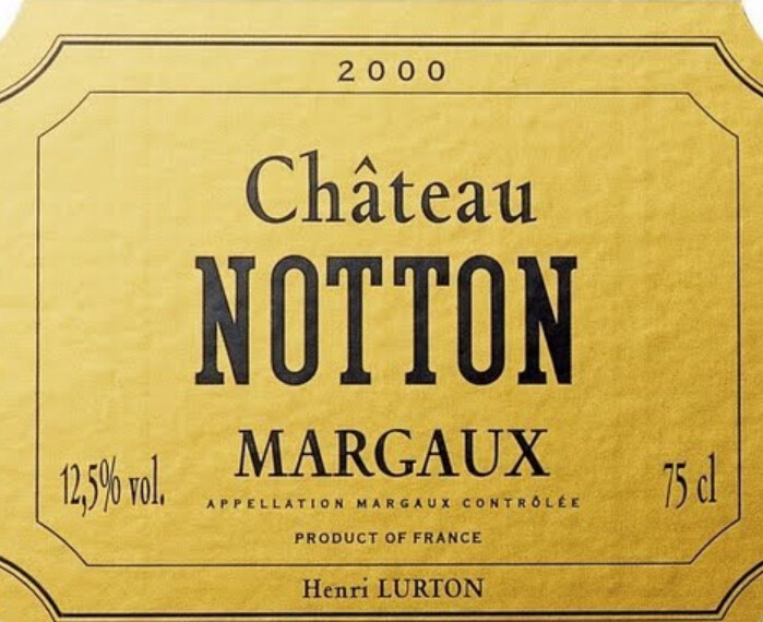 诺顿堡干红Chateau Notton Henri Lurton