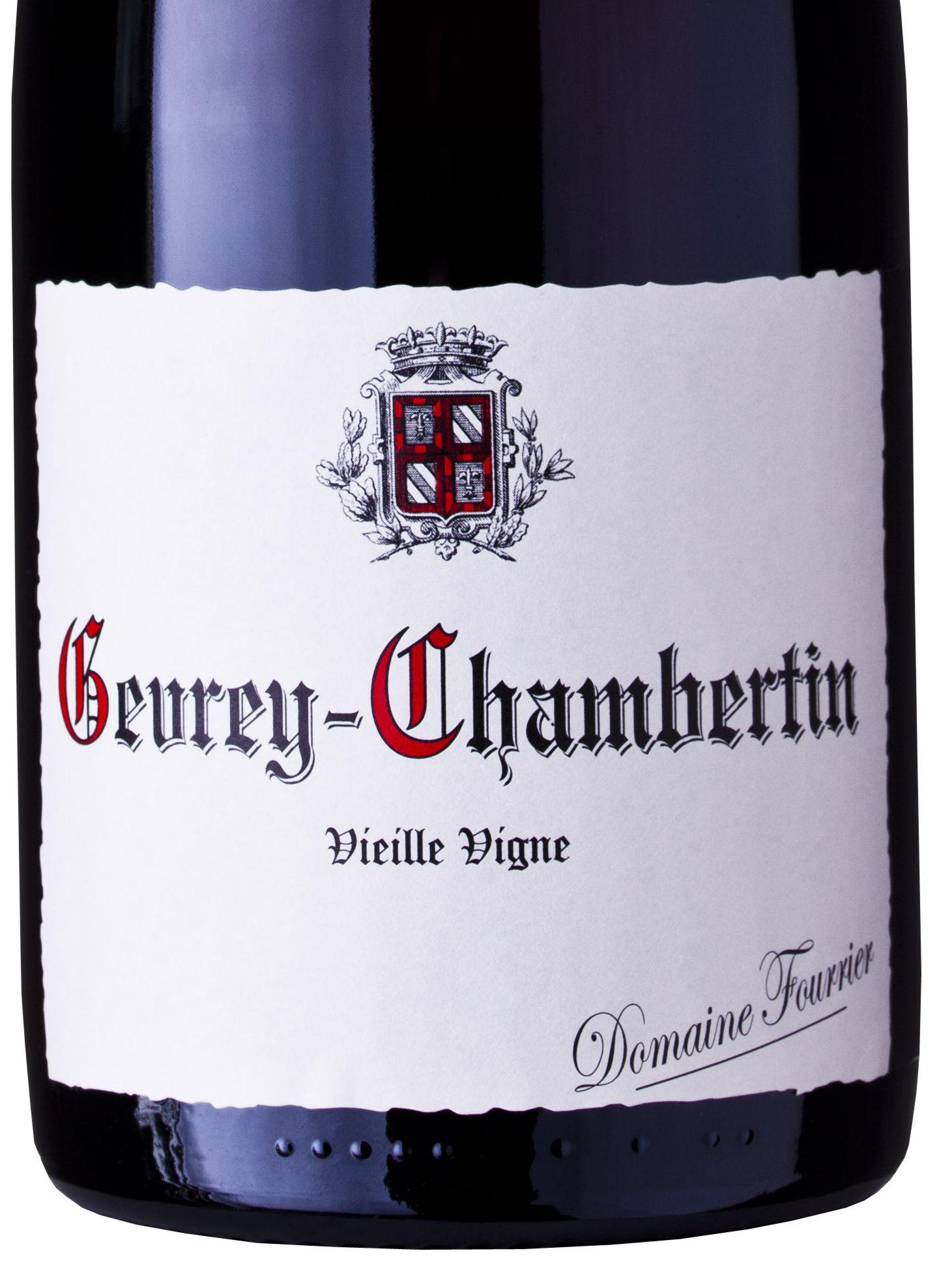 佛瑞庄园热夫雷-香贝坦干红Domaine Fourrier Gevrey-Chambertin Vieilles Vignes