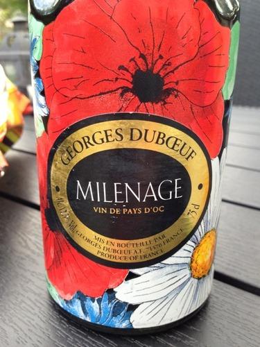 乔治杜柏夫梅兰纳歌霞多丽干白(奥克地区餐酒)Georges Duboeuf Milenage Chardonnay
