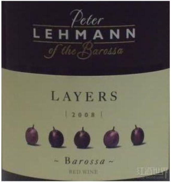 彼德莱曼缤纷干红Peter Lehmann Layers Barossa Red