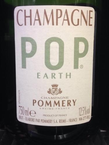 伯瑞POP地球香槟Champagne Pommery POP Earth
