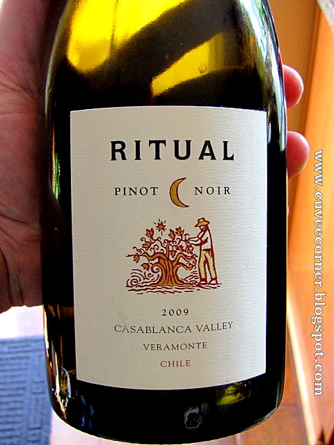 翠岭典礼黑皮诺干红Veramonte Ritual Pinot Noir
