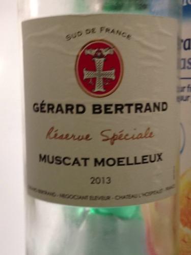 吉哈伯通麝香桃红Gerard Bertrand Reserve Speciale Muscat Rose