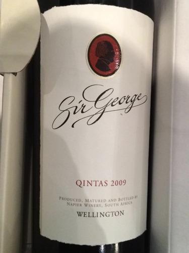 南品雅坎蒂斯干红Napier Winery Sir George Qintas