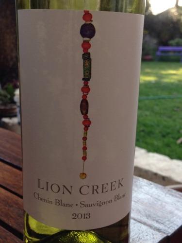南品雅狮子湾白诗南长相思干白Napier Winery Lion Creek Chenin Blanc Sauvignon Blanc
