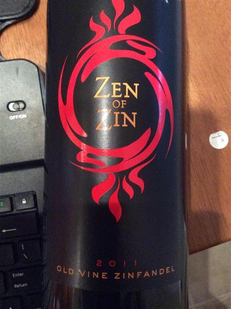 雷文斯伍德传统禅津芬德尔仙粉黛干红Ravenswood Old Vine Zen of Zin Zinfandel
