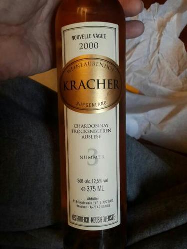 kracher Trockenbeerenauslese Chardonnay nummer 3