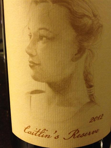 爱德森凯特琳珍藏霞多丽干白Adelsheim Vineyards Caitlin's Reserve Chardonnay