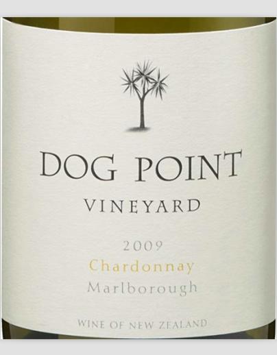 多吉帕特霞多丽干白Dog Point Vineyard Chardonnay