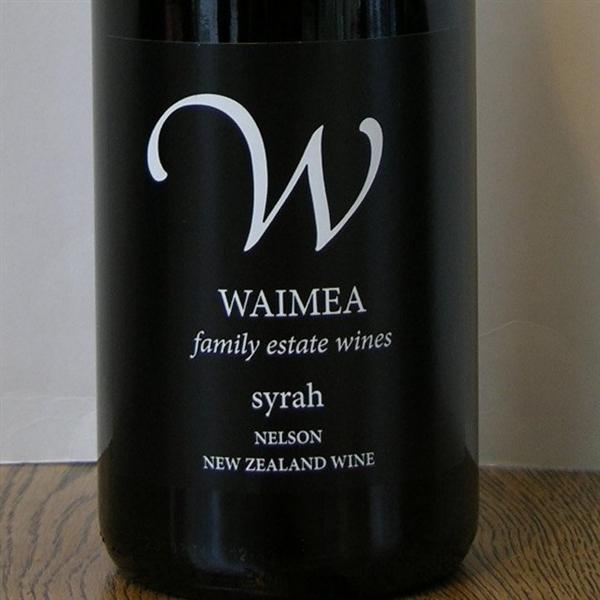 威美亚西拉干红Waimea Syrah