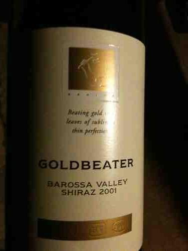格莱佐金箔设拉子干红Glaetzer Goldbeater Shiraz