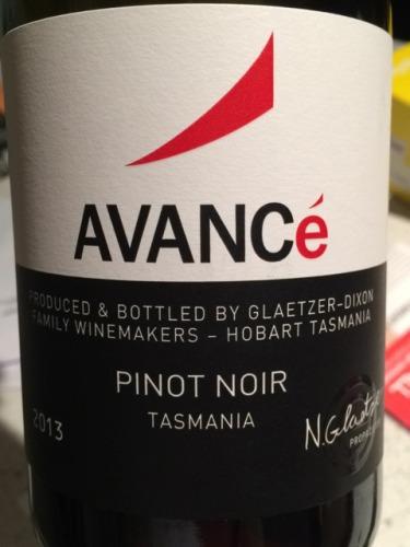 格莱佐戴森家庭酿酒师艾薇黑皮诺干红Glaetzer-Dixon Family Winemakers Avance Pinot Noir