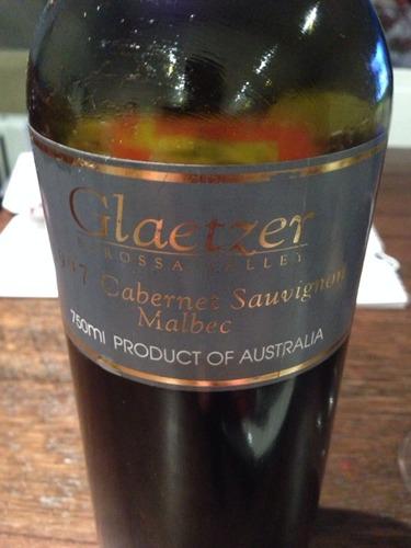 格莱佐赤霞珠马尔贝克干红Glaetzer Cabernet Sauvignon - Malbec