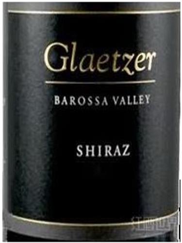 格莱佐设拉子干红Glaetzer Shiraz