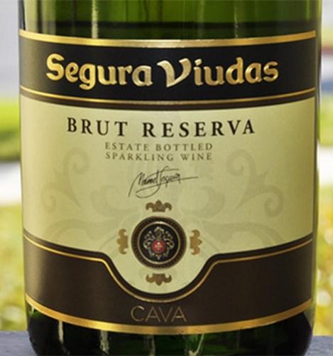 维达斯珍藏起泡酒Segura Viudas Brut Reserva Cava