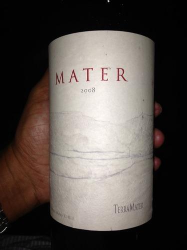 特雷玛特美德干红TerraMater Mater