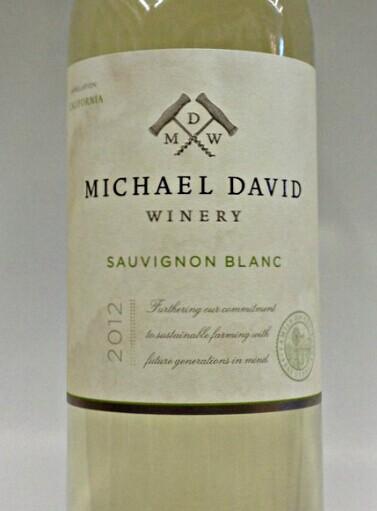 迈克尔大卫长相思干白Michael David Sauvignon Blanc