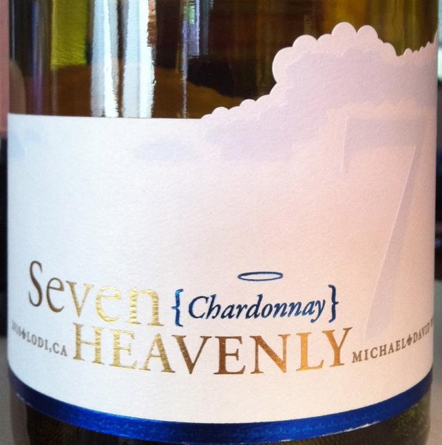 迈克尔大卫天上7个查德霞多丽干白Michael David 7 Heavenly Chards Chardonnay
