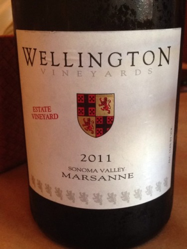 wellington marsanne (sonoma valley)
