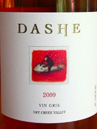 黛什桃红Dashe Cellars Vin Gris