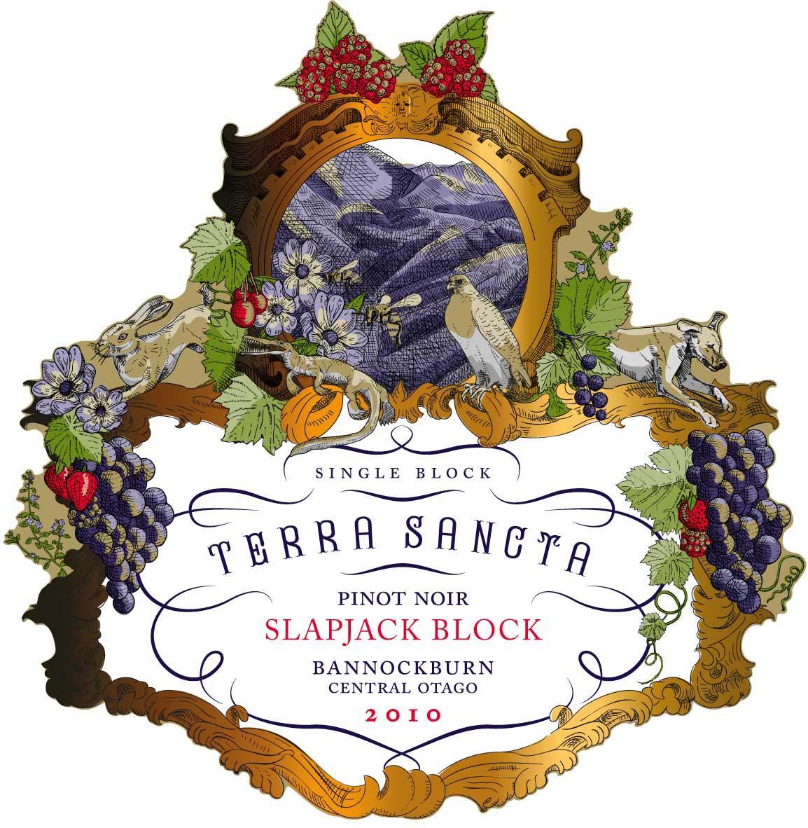 圣地杰克之地黑皮诺干红Terra Sancta Slapjack Block Pinot Noir