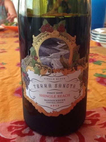 圣地卵石海滨之地黑皮诺干红Terra Sancta Shingle Beach Pinot Noir