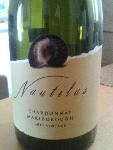 鹦鹉螺霞多丽干白Nautilus Chardonnay
