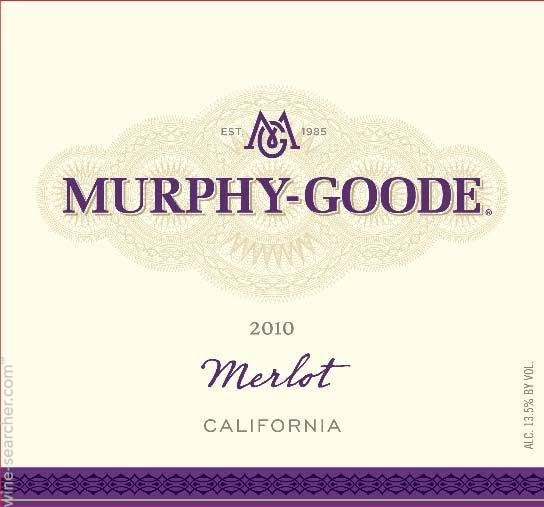 墨菲-古蒂酒庄梅洛干红Murphy-Goode Estate Merlot