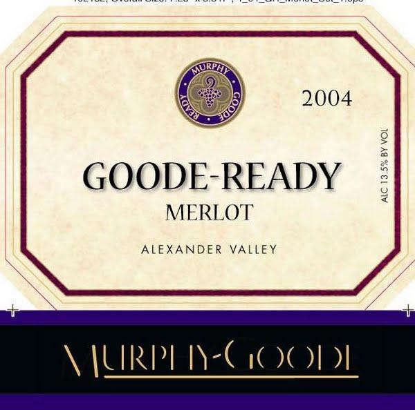 墨菲-古蒂墨菲牧场梅洛干红Murphy-Goode Murphy Ranches Merlot
