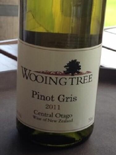 爱慕之树灰皮诺干白Wooing Tree Pinot Gris
