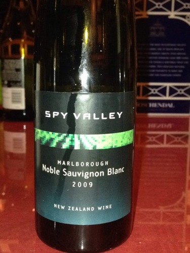 谍谷贵族长相思干白Spy Valley Noble Sauvignon Blanc