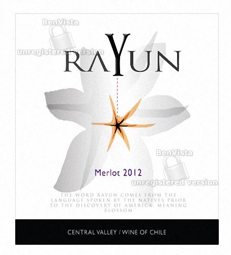蕾韵梅洛干红Rayun Varietal Merlot