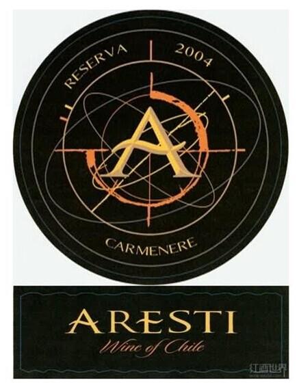 阿雷斯帝艺术珍藏级佳美娜干红Aresti Art Reserva Carmenere