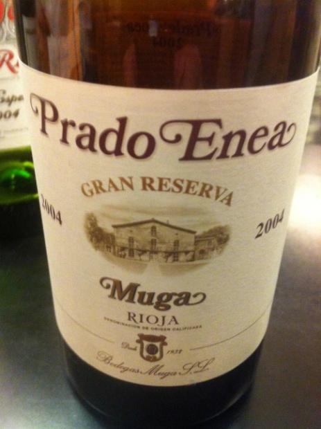 慕佳普拉多特级珍藏干红Bodegas Muga Prado Enea Gran Reserva