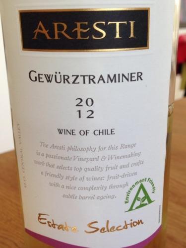 阿雷斯帝精选琼瑶浆干白Aresti Estate Selection Gewurztraminer