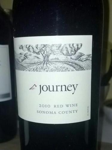 马坦萨斯溪旅程干红Matanzas Creek Journey Red