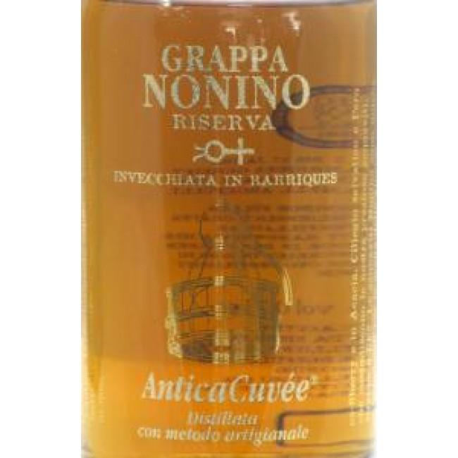 诺妮酒庄渣酿白兰地Nonino Antica Cuvee Grappa