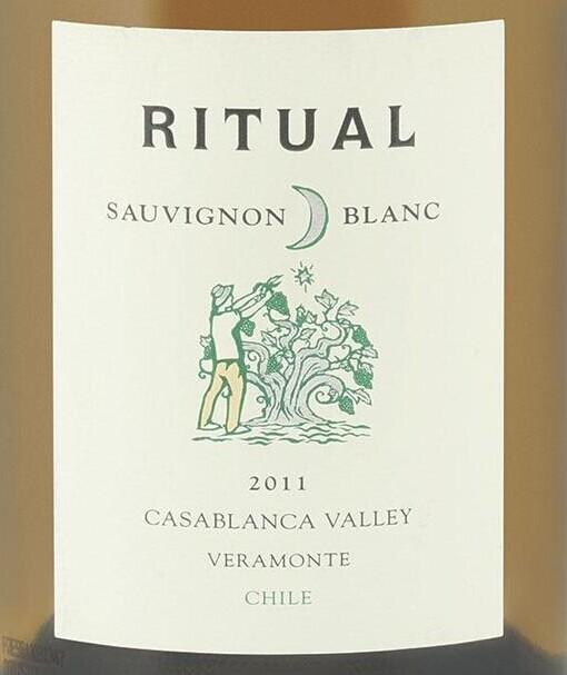 翠岭典礼长相思干白Veramonte Ritual Sauvignon Blanc