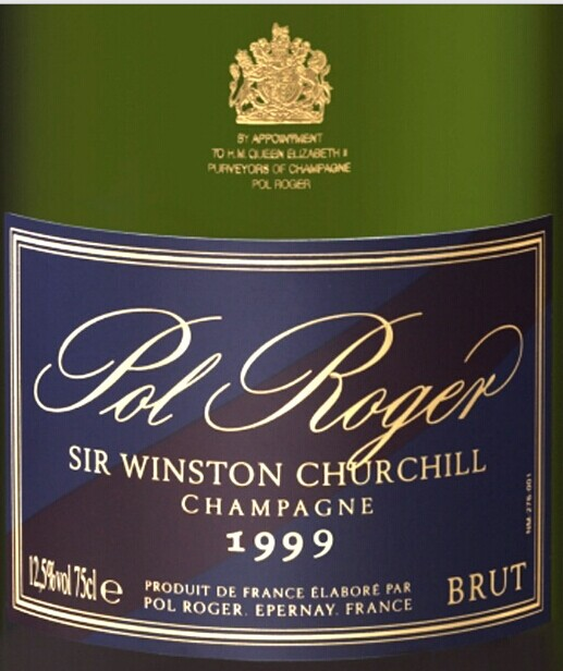 宝禄爵丘吉尔精选香槟Champagne Pol Roger Cuvee Sir Winston Churchill