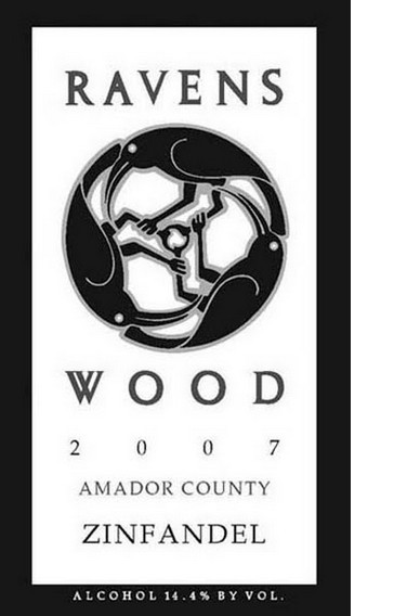 Winery Amador County Zinfandel