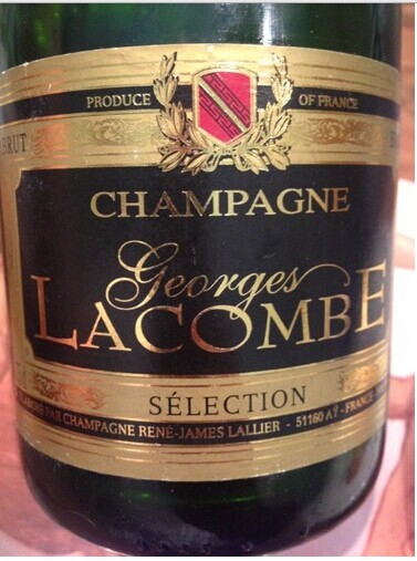 Georges Lacombe Selection Brut