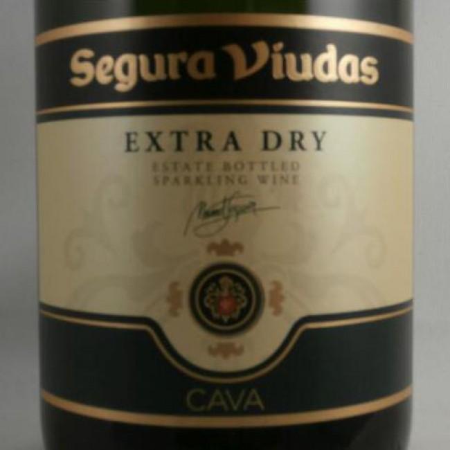 维达斯干型起泡酒Segura Viudas Extra Dry Cava