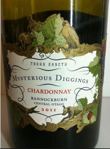 圣地秘掘霞多丽甜白Terra Sancta Mysterious Diggings Chardonnay
