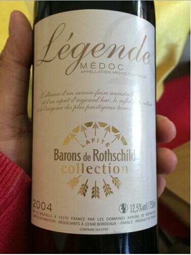 拉菲传奇梅多克干红Barons de Rothschild Collection (Lafite) Legende
